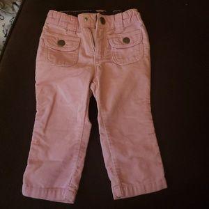 Baby GAP pink pants